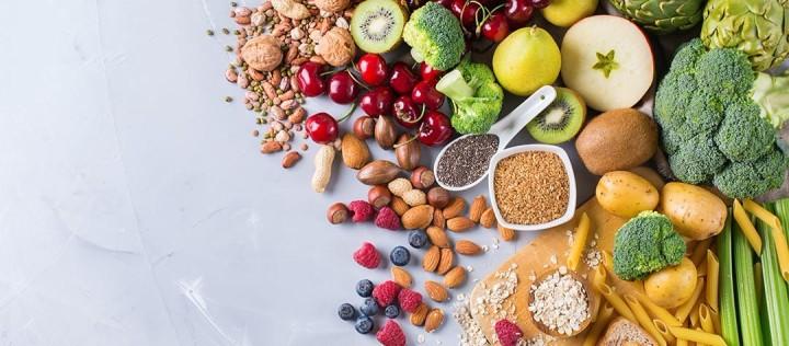 Eating healthfully